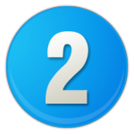 sky-blue-number-2-icon-24377